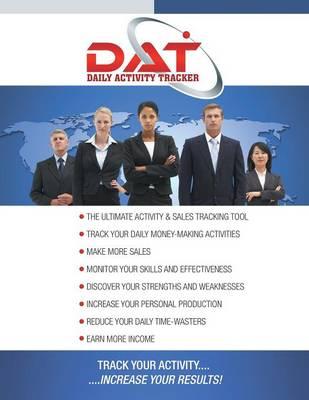 Daily Activity Tracker (Paperback)