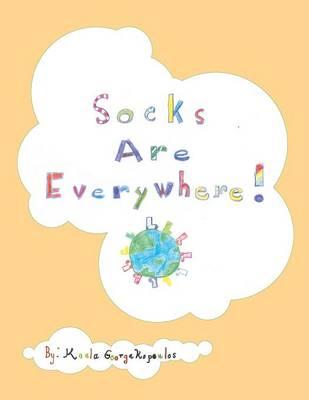 Socks Are Everywhere (Paperback)