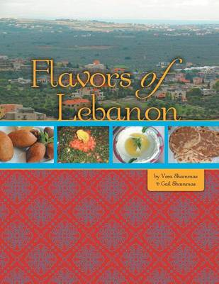 Flavors of Lebanon (Paperback)