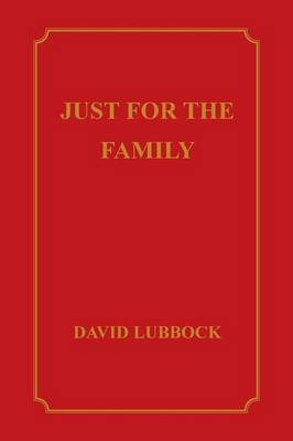 Just for the Family (Paperback)