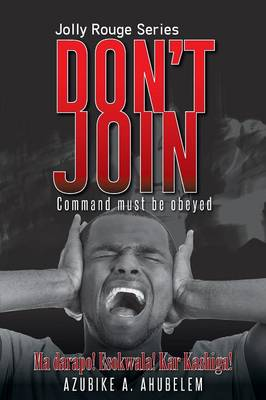 Don't Join (Paperback)