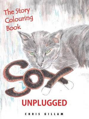 Sox Unplugged: The Story Coloring Book (Paperback)