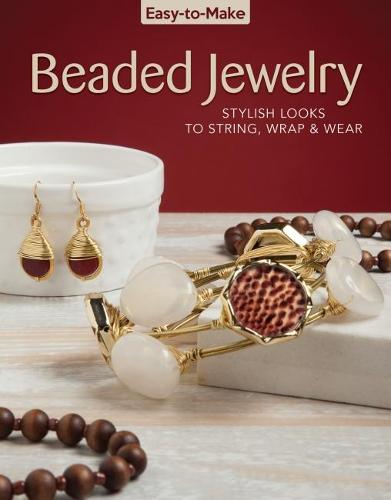 Easy To Make Beaded Jewelry (Paperback)