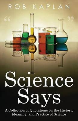Science Says (Paperback)