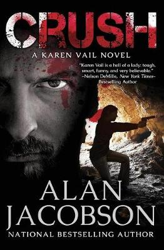 Crush - The Karen Vail Novels 2 (Paperback)