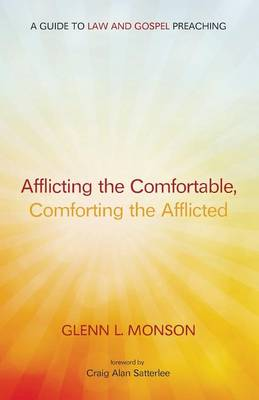 Afflicting the Comfortable, Comforting the Afflicted (Paperback)