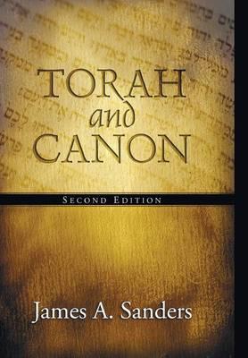Torah and Canon (Hardback)