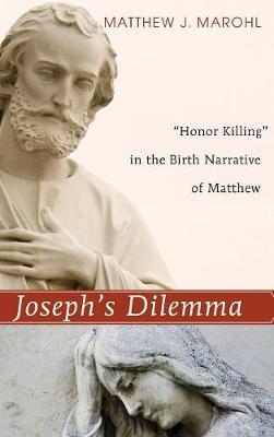 Joseph's Dilemma (Hardback)