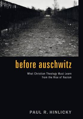 Before Auschwitz (Hardback)