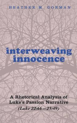 Interweaving Innocence (Hardback)