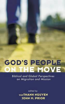 God's People on the Move (Hardback)