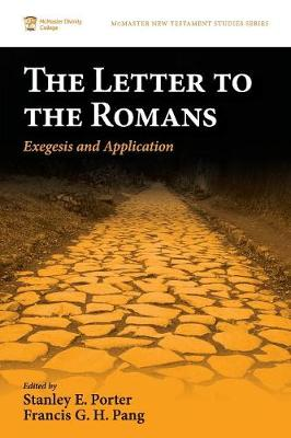 The Letter to the Romans (Paperback)