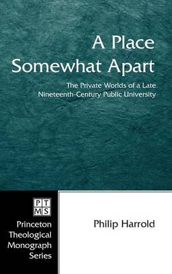 A Place Somewhat Apart (Hardback)