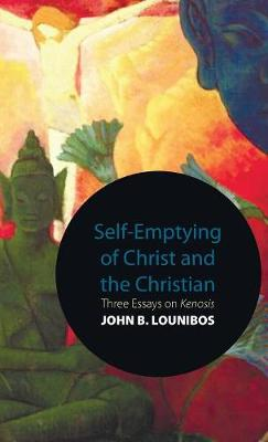 Self-Emptying of Christ and the Christian (Hardback)