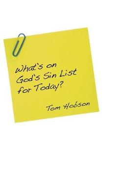 What's on God's Sin List for Today? (Hardback)
