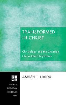 Transformed in Christ (Hardback)