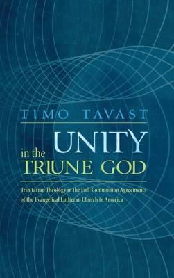 Unity in the Triune God (Hardback)