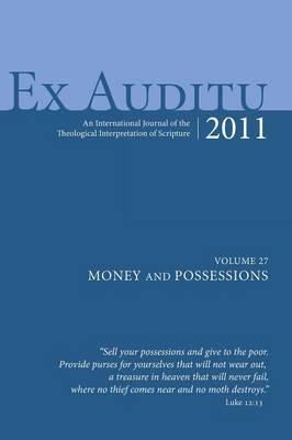 Ex Auditu - Volume 27 (Hardback)