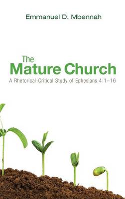 The Mature Church (Hardback)