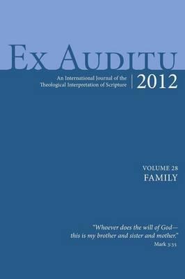 Ex Auditu - Volume 28 (Hardback)