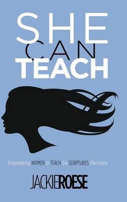 She Can Teach (Hardback)
