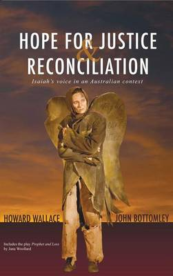 Hope for Justice and Reconsciliation (Hardback)