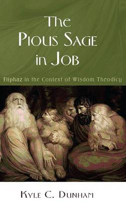 The Pious Sage in Job (Hardback)