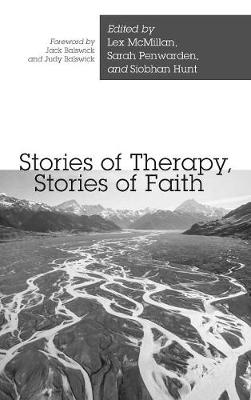 Stories of Therapy, Stories of Faith (Hardback)