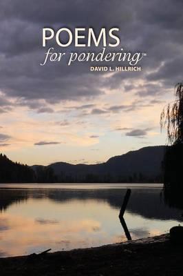 Poems for Pondering (Paperback)