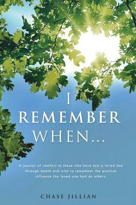 I Remember When... (Paperback)