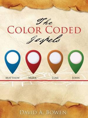 The Color Coded Gospels (Paperback)