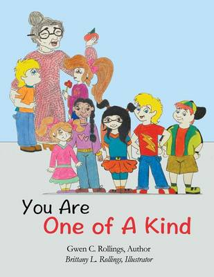 You Are One of a Kind (Paperback)