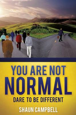 You Are Not Normal (Paperback)