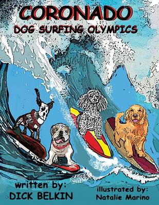 Coronado Dog Surfing Olympics (Paperback)