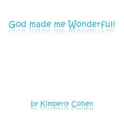 God Made Me Wonderful! (Paperback)