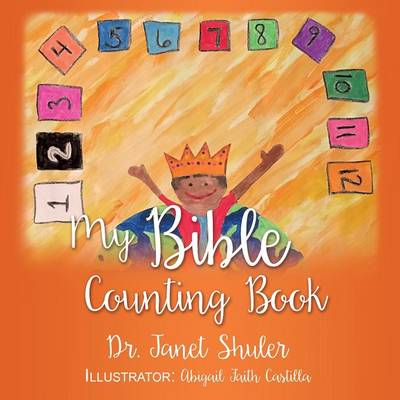 My Bible Counting Book (Paperback)