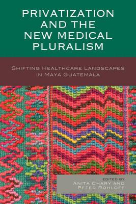 Privatization and the New Medical Pluralism: Shifting Healthcare Landscapes in Maya Guatemala (Hardback)