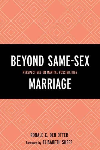 Beyond Same-Sex Marriage: Perspectives on Marital Possibilities (Paperback)