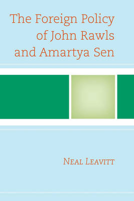 The Foreign Policy of John Rawls and Amartya Sen (Paperback)
