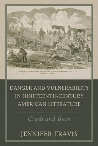 Danger and Vulnerability in Nineteenth-century American Literature: Crash and Burn (Paperback)
