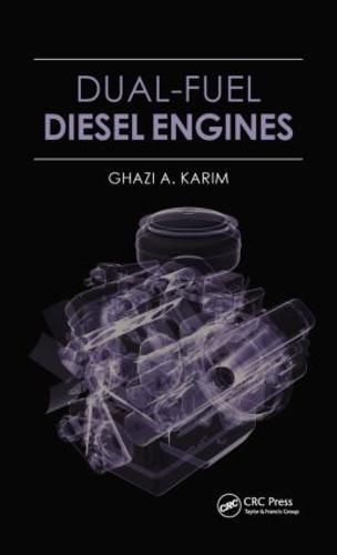 Dual-Fuel Diesel Engines (Hardback)