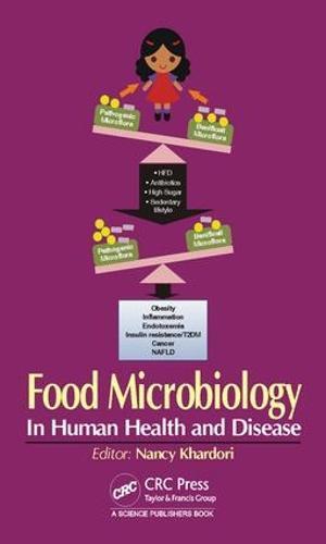 Food Microbiology: In Human Health and Disease (Hardback)