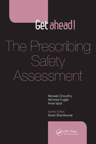 Get ahead! The Prescribing Safety Assessment - Get Ahead! (Paperback)