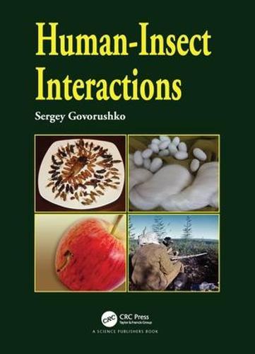 Human-Insect Interactions (Hardback)