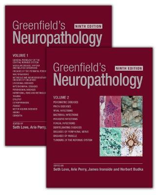 Greenfield's Neuropathology, Ninth Edition - Two Volume Set