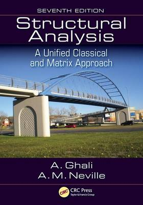 Structural Analysis: A Unified Classical and Matrix Approach, Seventh Edition (Paperback)