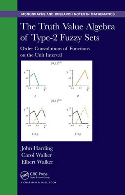 The Truth Value Algebra of Type-2 Fuzzy Sets: Order Convolutions of Functions on the Unit Interval - Chapman & Hall/CRC Monographs and Research Notes in Mathematics (Hardback)