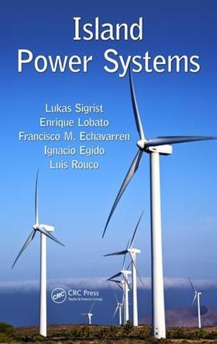 Island Power Systems (Hardback)