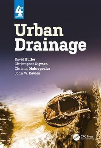 Urban Drainage, Fourth Edition (Paperback)
