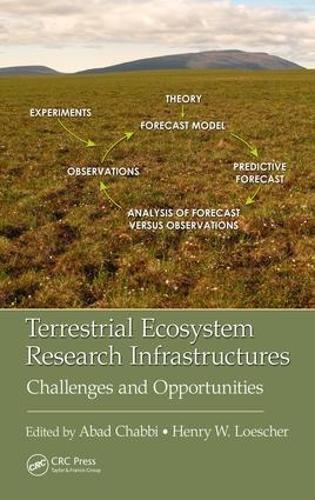 Terrestrial Ecosystem Research Infrastructures: Challenges and Opportunities (Hardback)